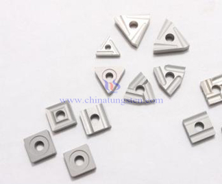 Tungsten Carbide Knives Shapes picture