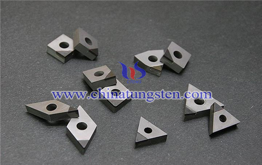 Tungsten Carbide Knives Picture